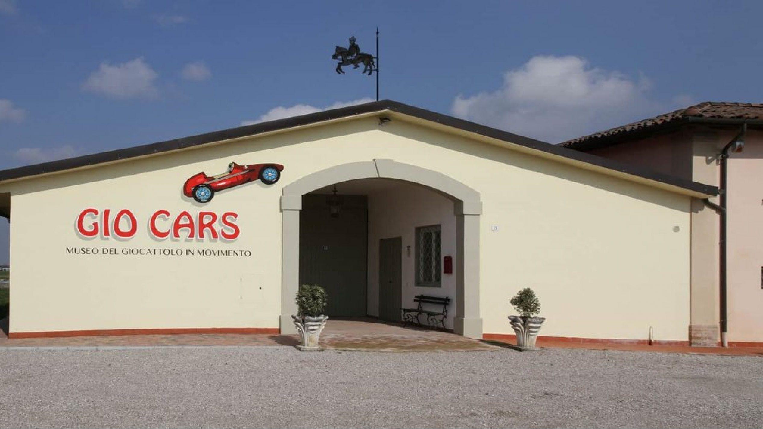 Giocars, museo del giocattolo